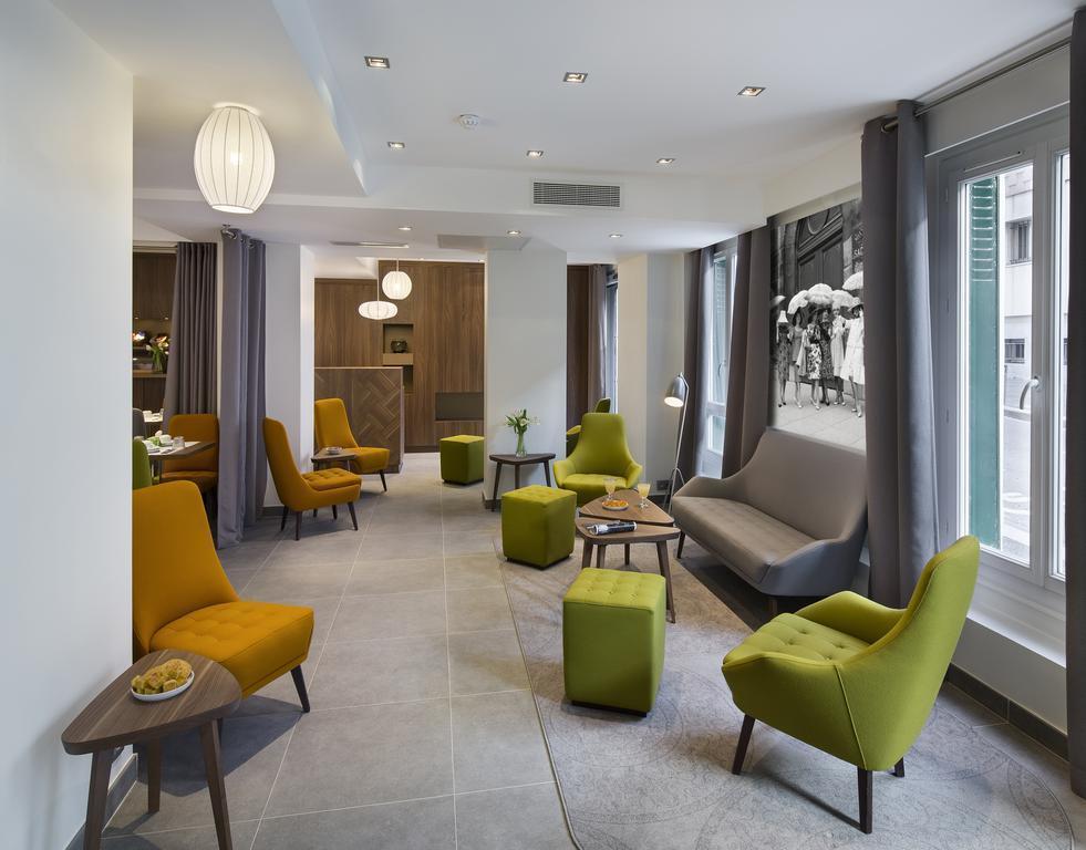 Отель Best Western Premier 61 Paris Nation Франция Париж