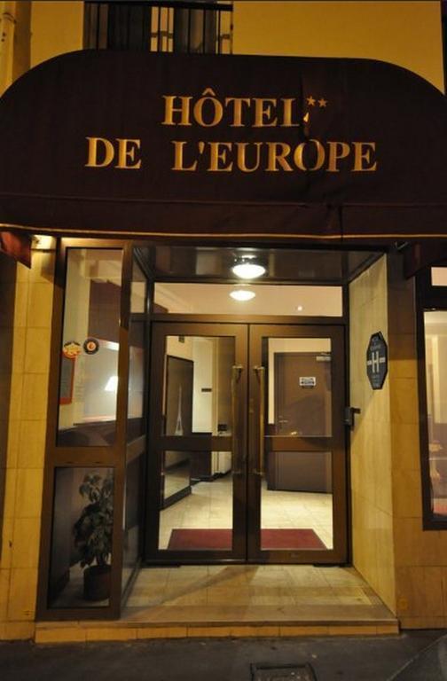 Фото De L Europe Париж
