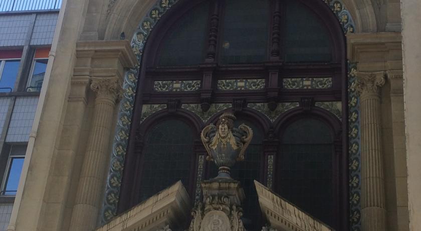 Фото Best Western Premier Faubourg 88 Париж