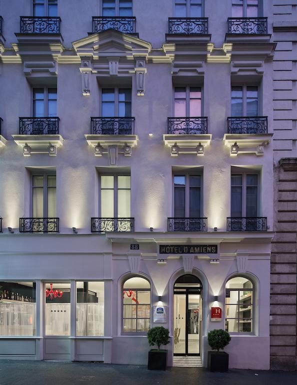 Best Western Premier Faubourg 88 Франция Париж