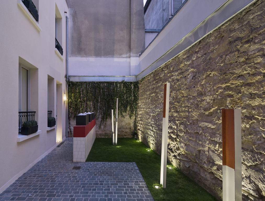 Отель Best Western Premier Faubourg 88 Париж