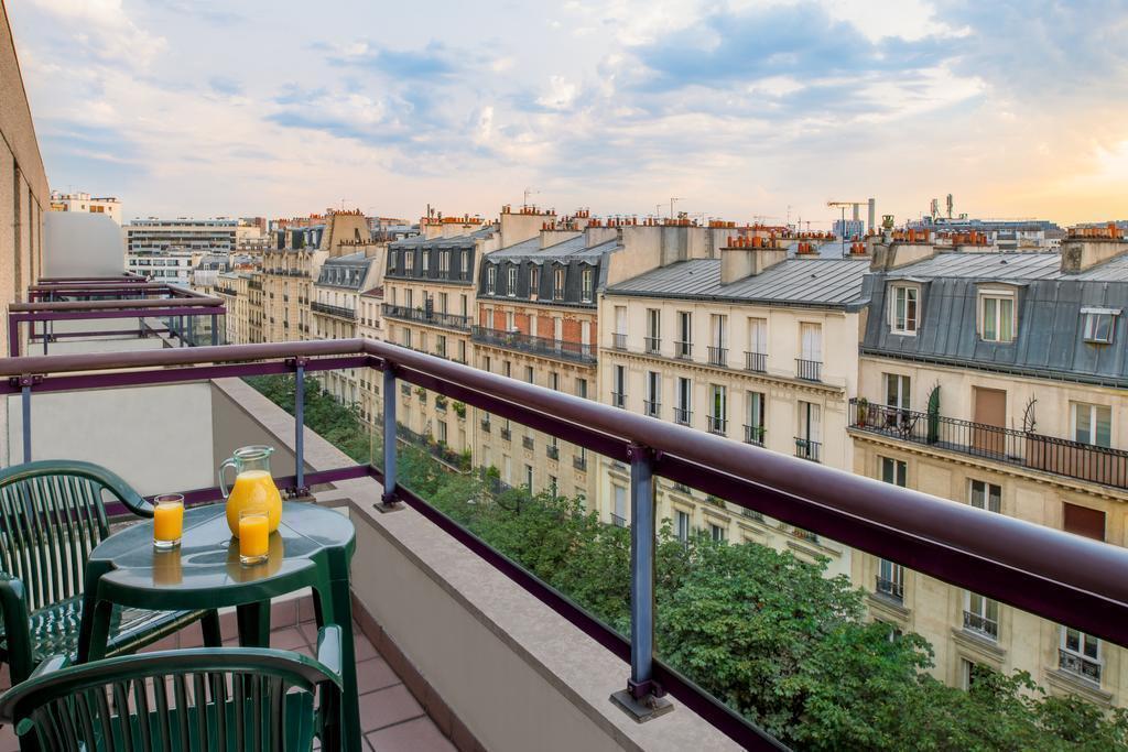 Отель Citadines Bastille Gare De Lyon Paris Франция Париж