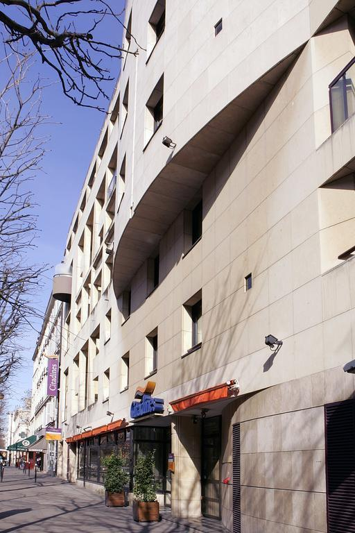 Citadines Bastille Gare De Lyon Paris Париж