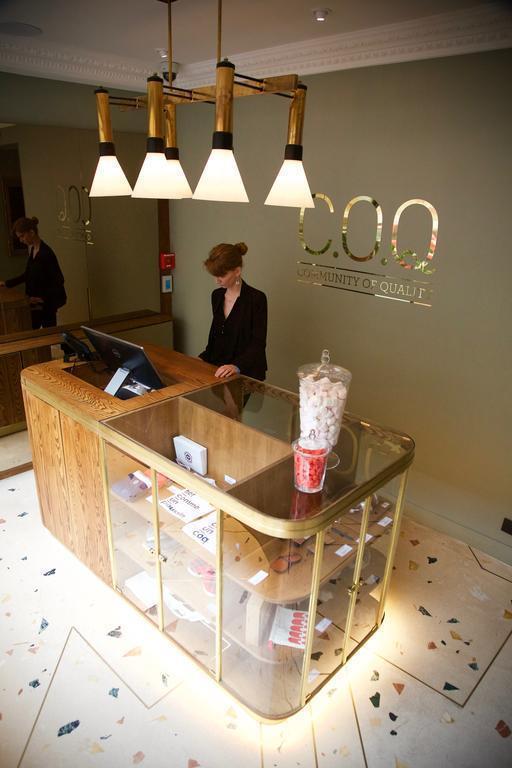Фото Coq Hotel Paris Париж