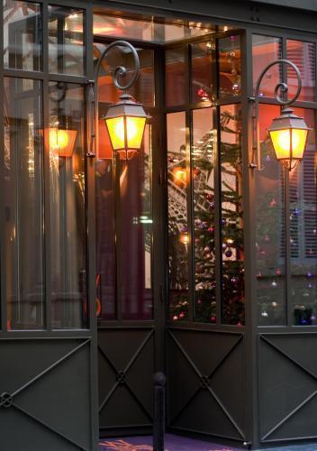 Отель Windsor Opera Париж