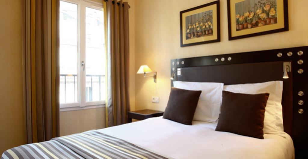 Отель Villa Brunel (ex. Ex Palma Hotel) Париж