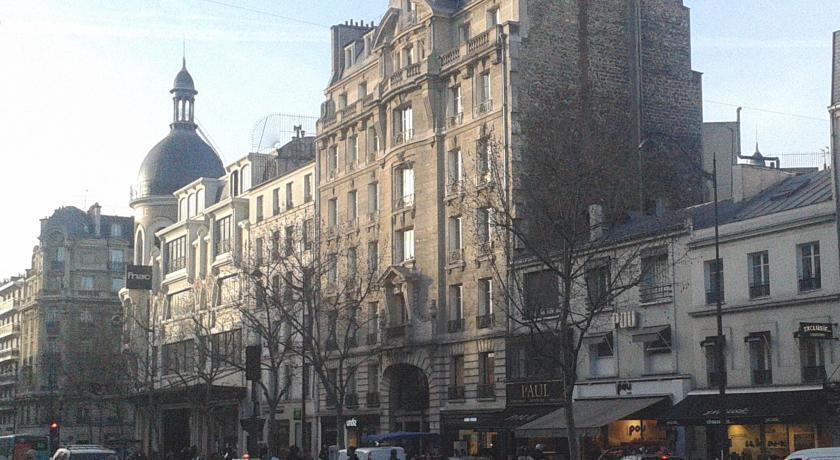 Отель Villa Brunel (ex. Ex Palma Hotel) Франция Париж