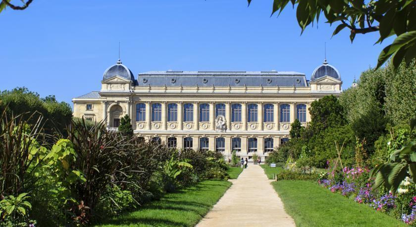 Timhotel Jardin Des Plantes Париж