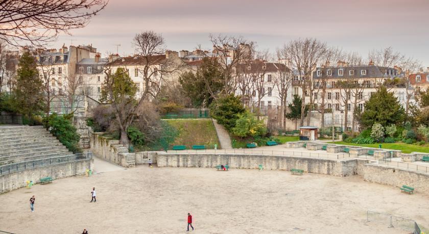 Timhotel Jardin Des Plantes Франция Париж