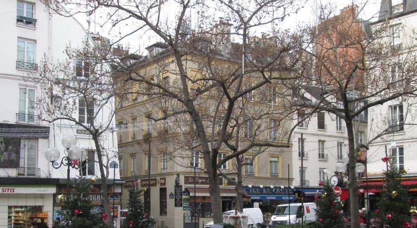 Отель Timhotel Jardin Des Plantes Париж