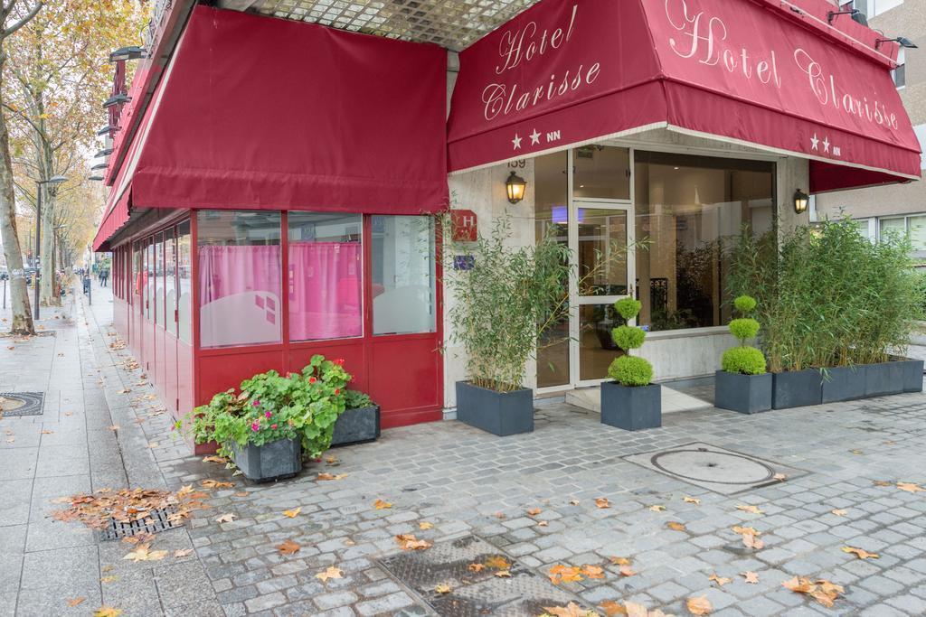 Фото Clarisse Париж
