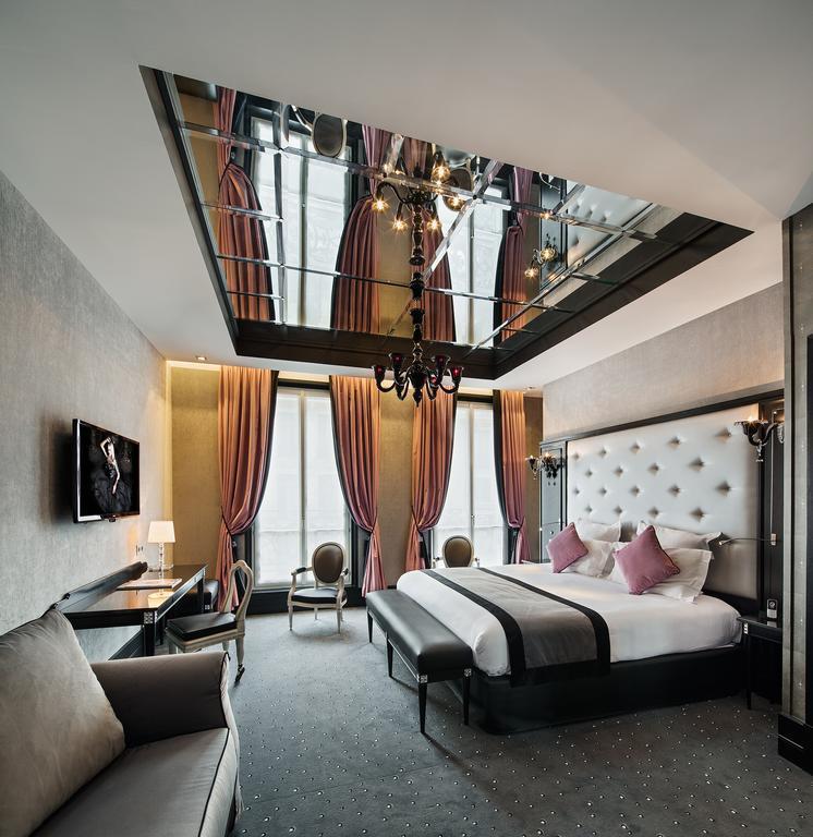 Отель Best Western Premier Opera Diamond Париж