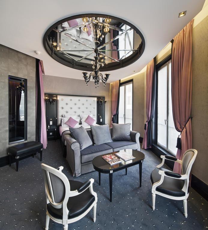 Фото Best Western Premier Opera Diamond Франция Париж