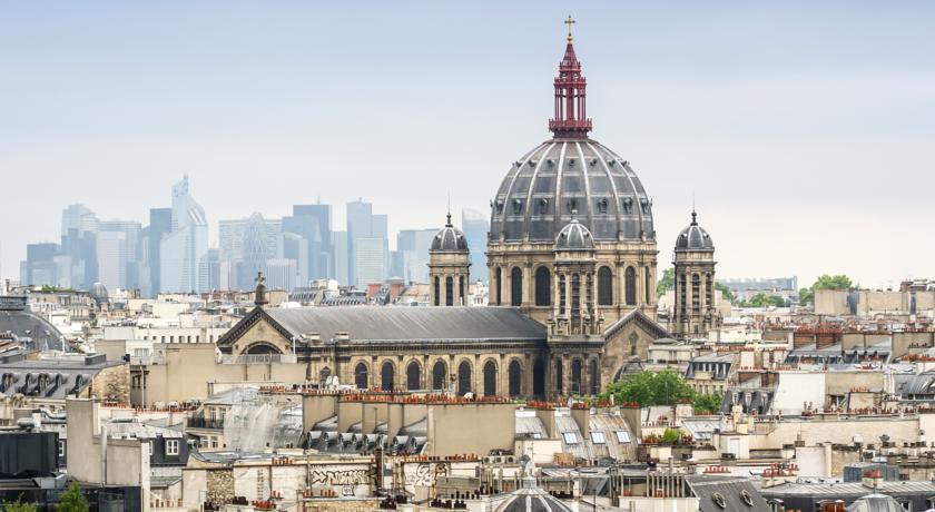 Best Western Premier Opera Diamond Франция Париж