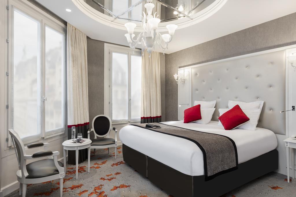 Отель Best Western Premier Opera Diamond Франция Париж