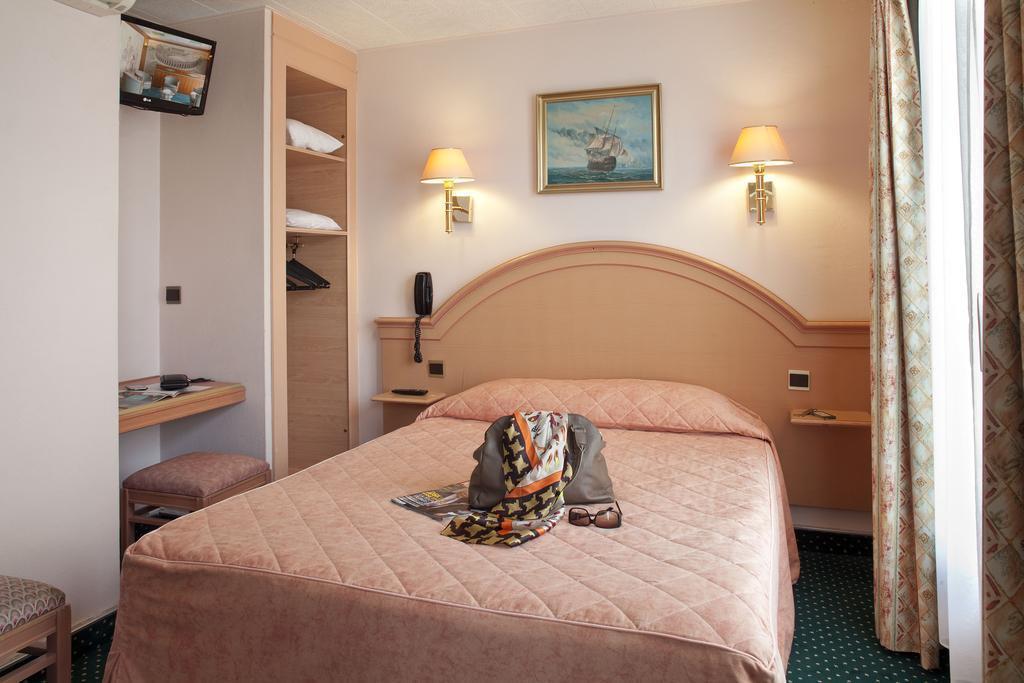 Отель Des Arenes Франция Париж