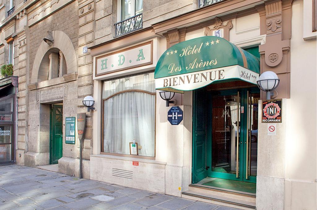 Des Arenes Франция Париж