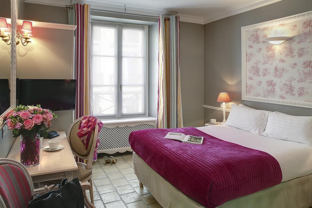 Best Western Saint Martin Bastille Париж