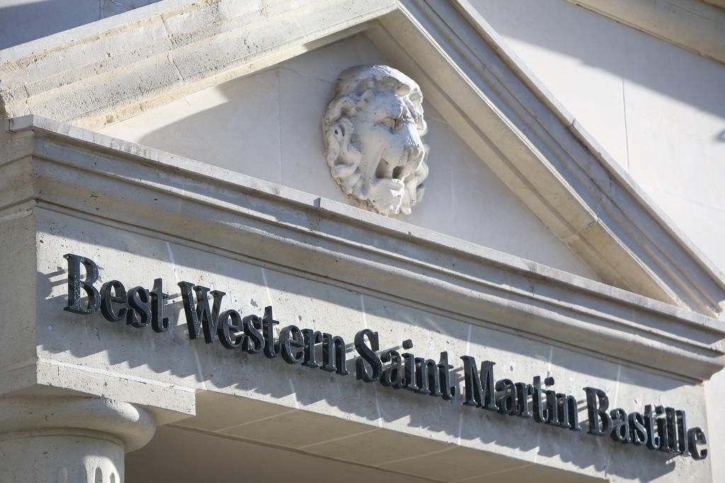 Фото Best Western Saint Martin Bastille Франция