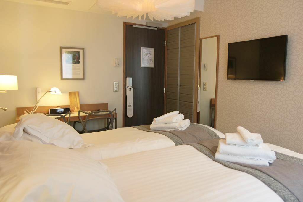 Отель Best Western Premier Le Swann Франция Париж