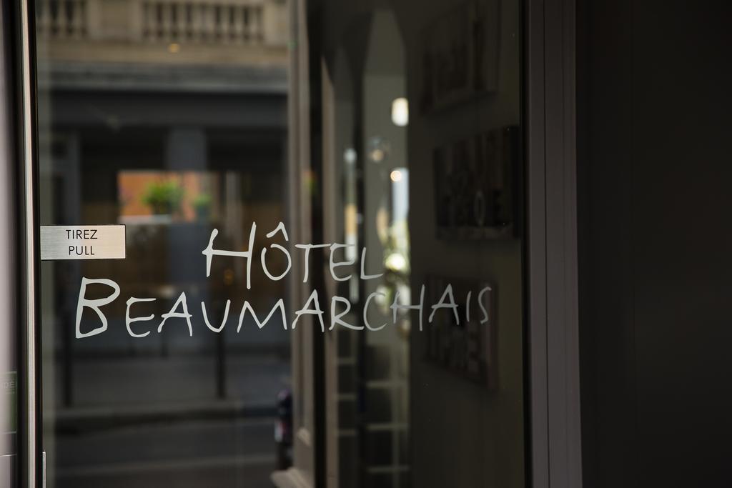 Beaumarchais Париж