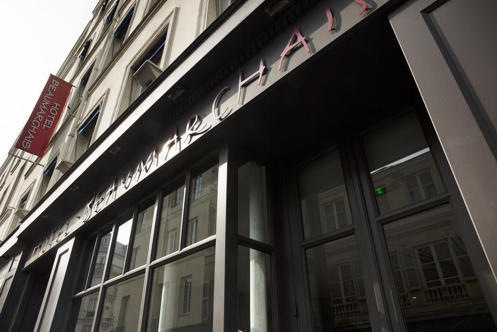 Beaumarchais Франция Париж
