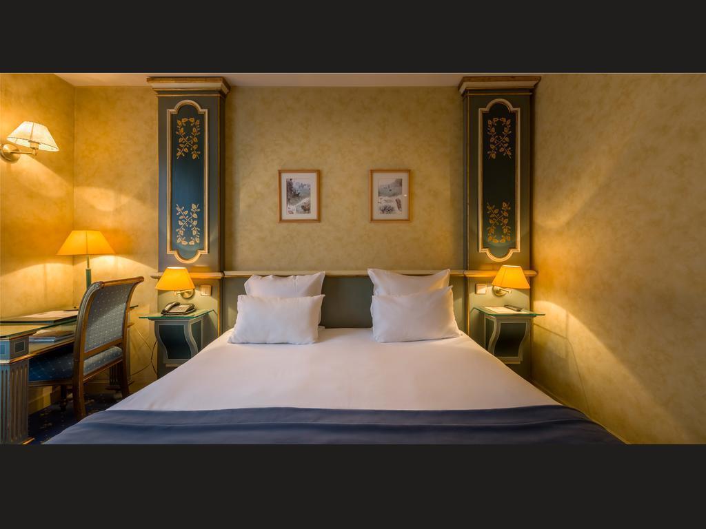 Отель Beaumarchais Франция Париж