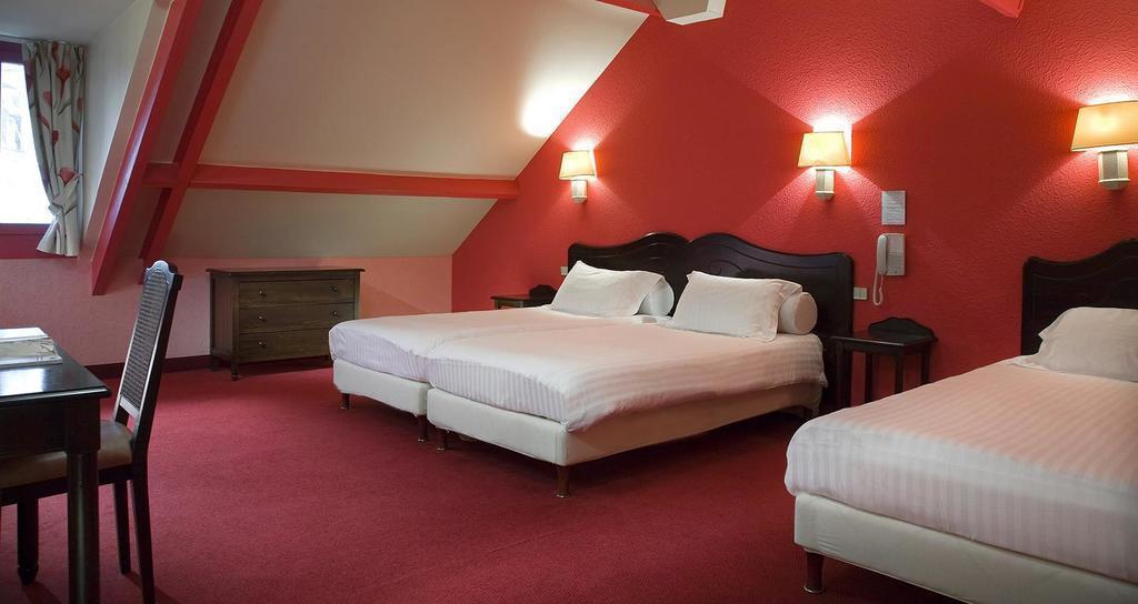 Отель Alexandrie Париж