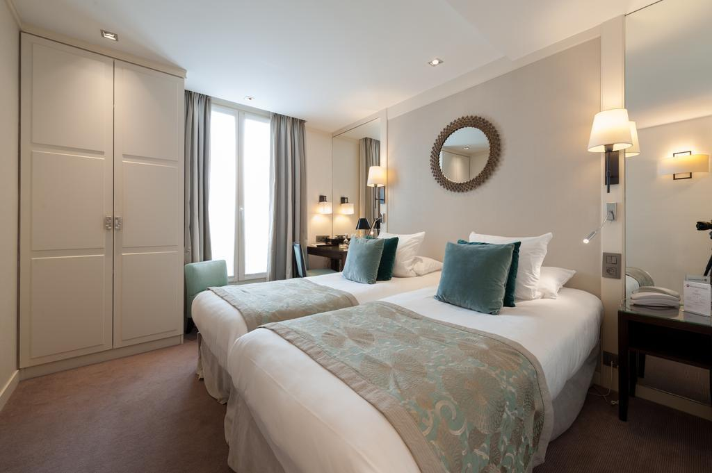 Отель Best Western Hotel Sydney Opera Франция Париж
