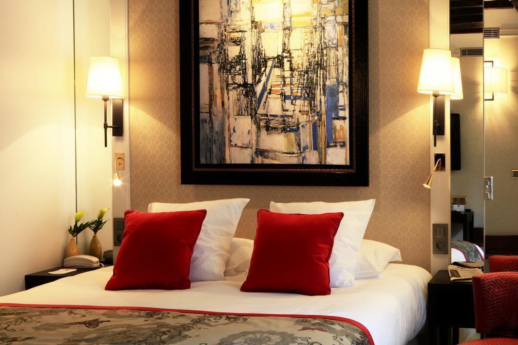 Фото Best Western Hotel Sydney Opera Париж