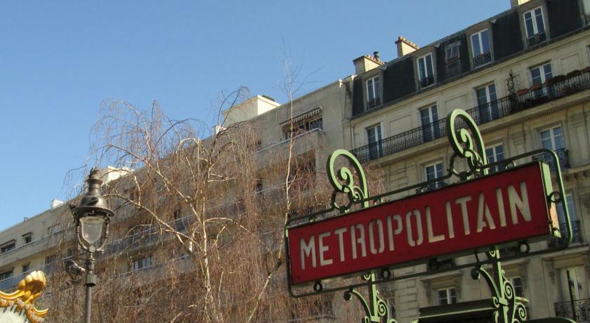 Отель Eden Montmartre Франция Париж