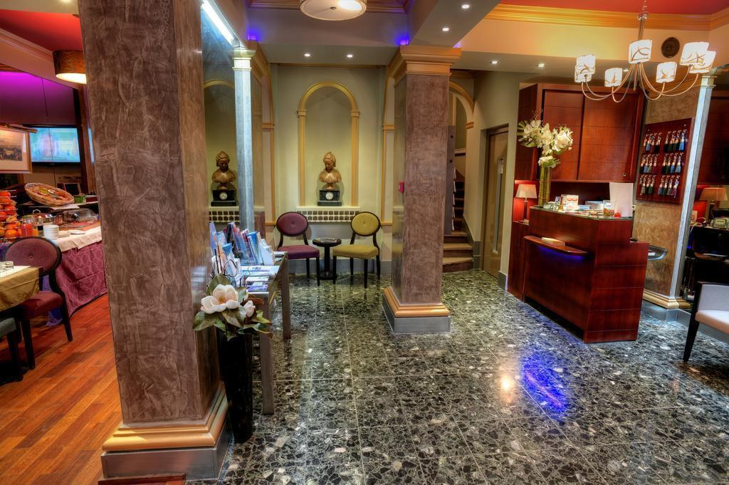 Golden Hotel Paris Франция Париж
