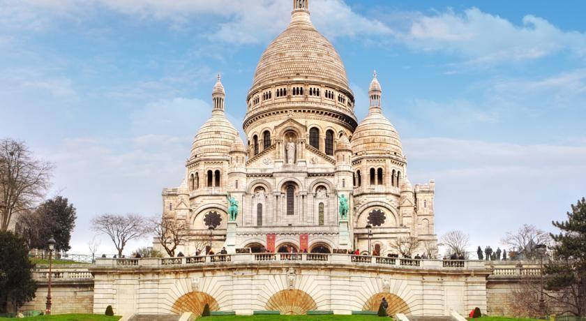 Фото Boronali Париж
