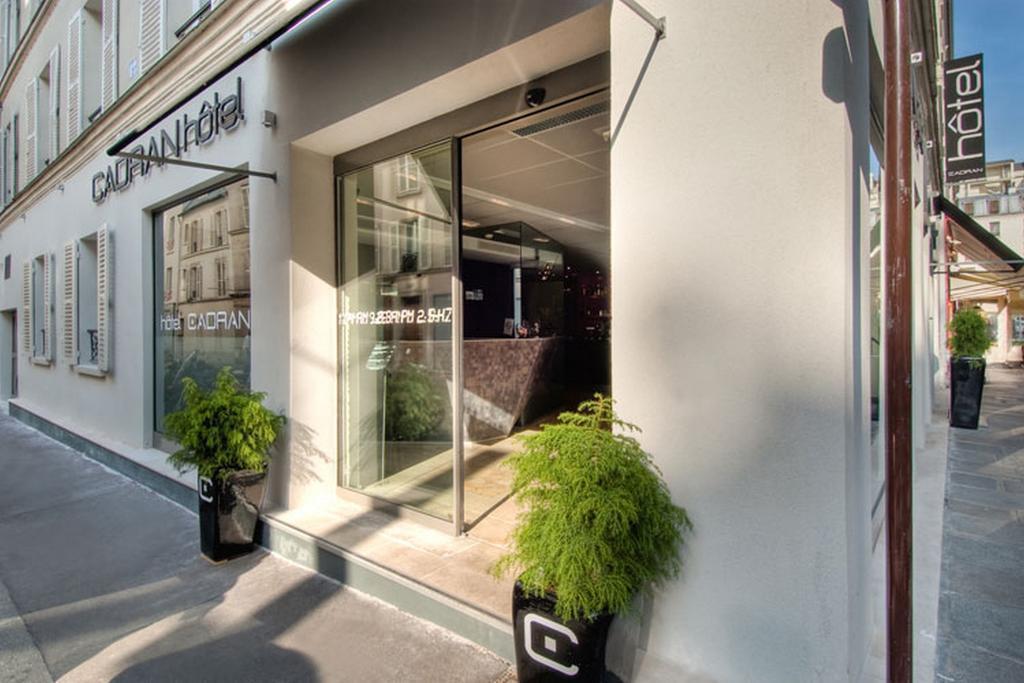 Du Cadran Франция Париж