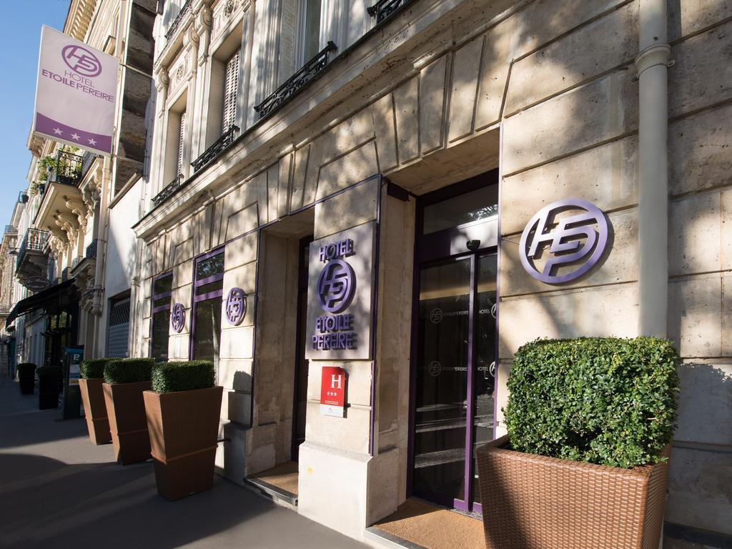 Etoile Pereire Париж