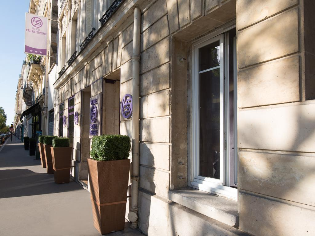 Etoile Pereire Франция Париж