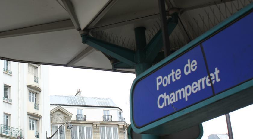 Отель Etoile Pereire Париж
