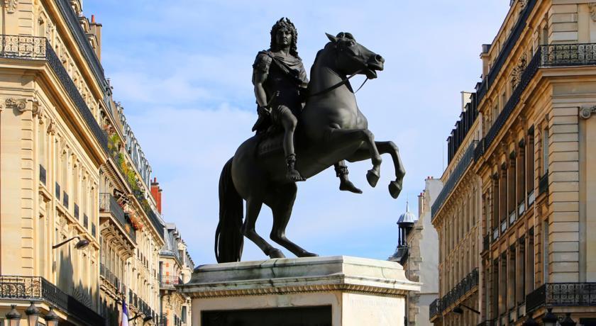 Фото Best Western Louvre Piemont Париж