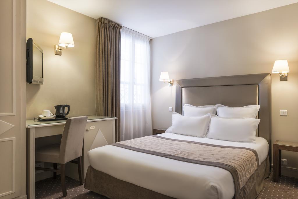 Отель Acacias Etoile Франция Париж