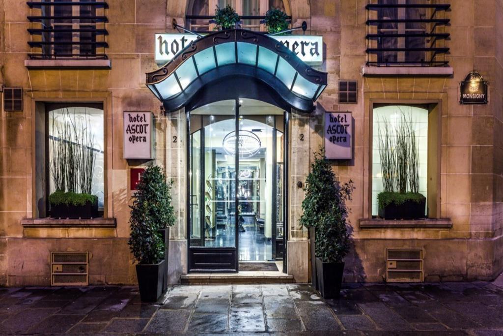 Фото Ascot Opera Франция Париж