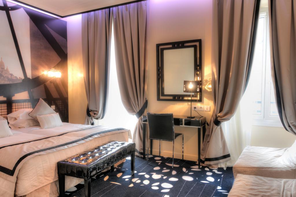 Отель Ascot Opera Париж