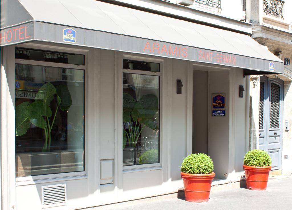 Фото Best Western Aramis Saint-Germain Франция Париж