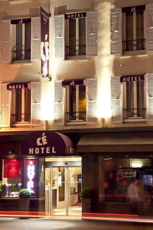 Фото Courcelles Etoile Франция Париж