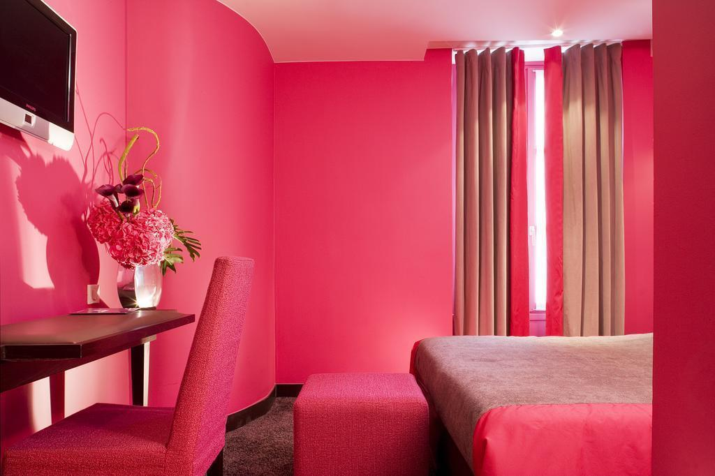 Отель Courcelles Etoile Франция Париж