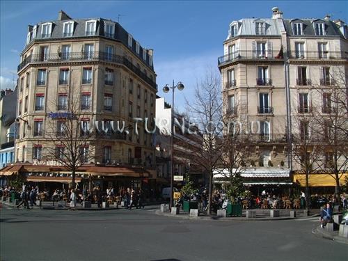 Отель Appolinaire Париж