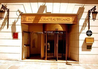 Фото Chateaubriand Франция Париж