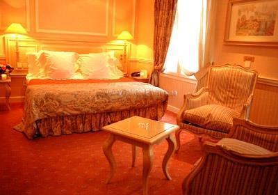 Chateaubriand Париж