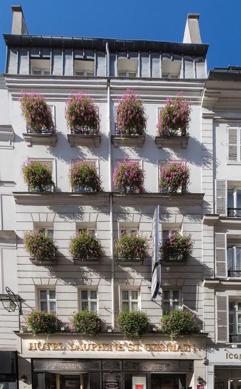 Dauphine Saint Germain Париж