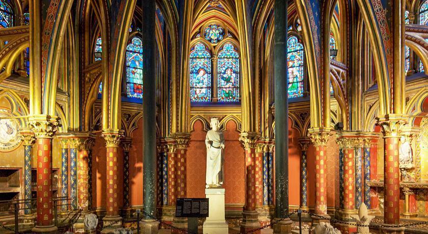 Фото Dauphine Saint Germain Франция Париж