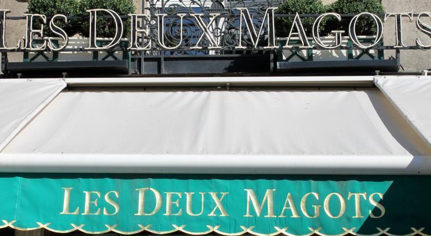 Отель Dauphine Saint Germain Париж